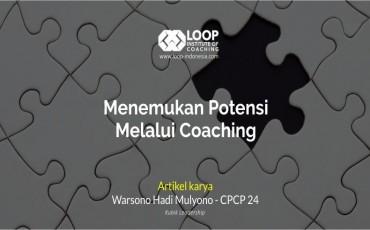 Menemukan Potensi Melalui Coaching