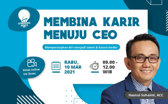 Membina Karir Menuju CEO